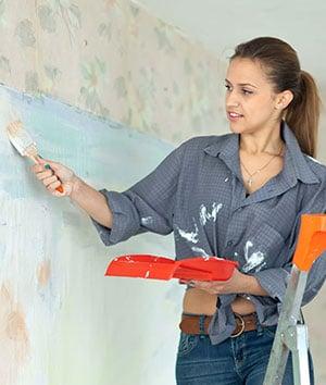 Peintre femme