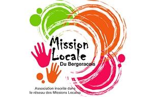 logo mission local bergerac