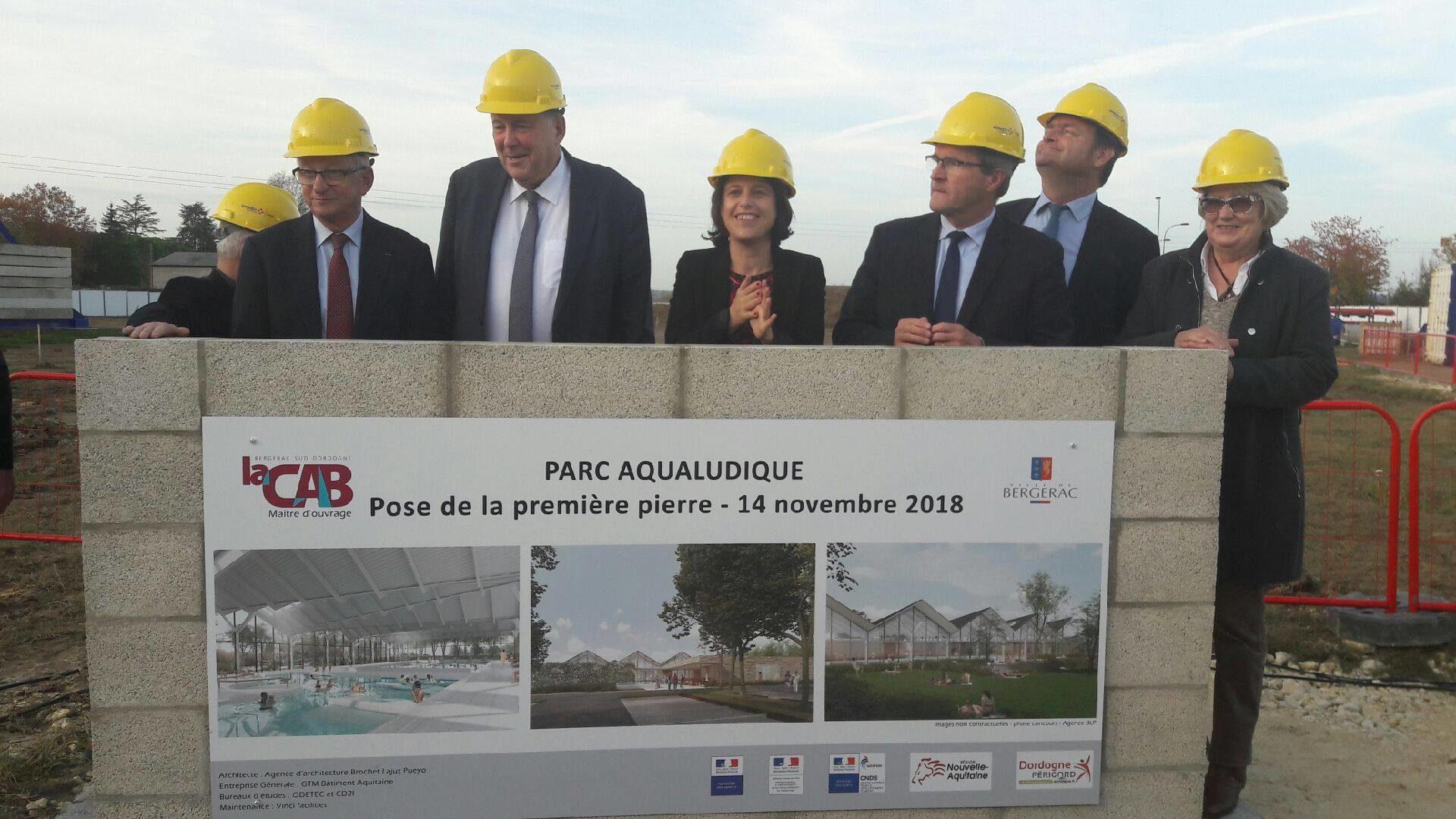 Parc Aqualudique de Bergerac 2018-2019